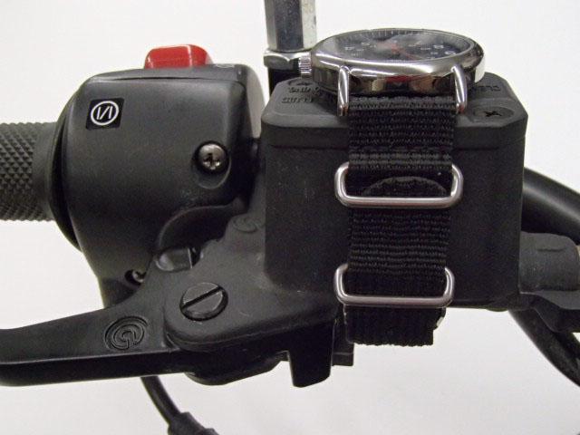 Handlebar Watch/Clock