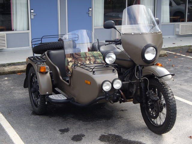 Ural Accessories and Trim | Crawford Sales Co